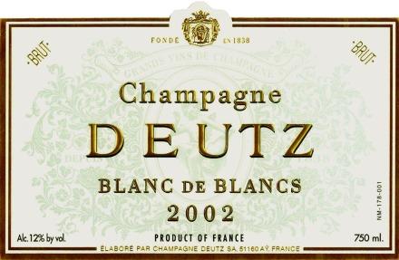 Blanc-de-Blancs-Champagne