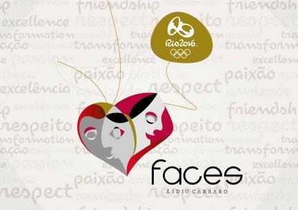 Faces-Olímpiadas-Rio-2016