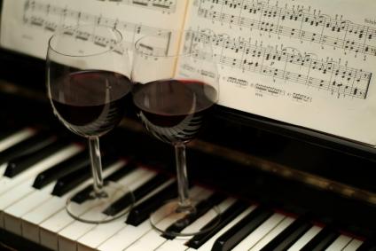 wine-and-music