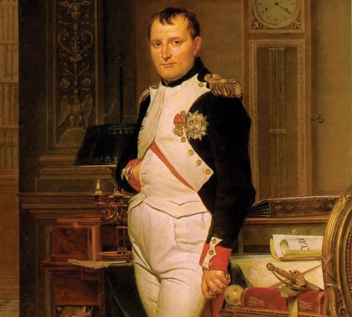 napoleao-bonaparte e sabre