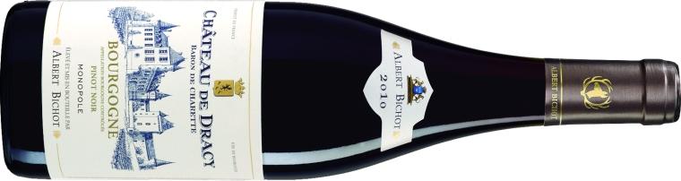 Château de Dracy Bourgogne Pinot Noir - 2010 (1)