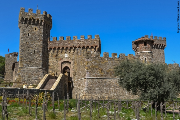 Castello-Di-Amorosa-Winery