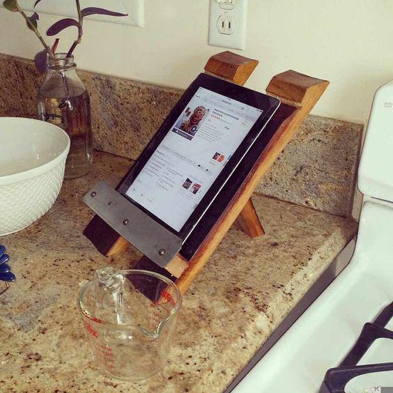 apoio para tablet