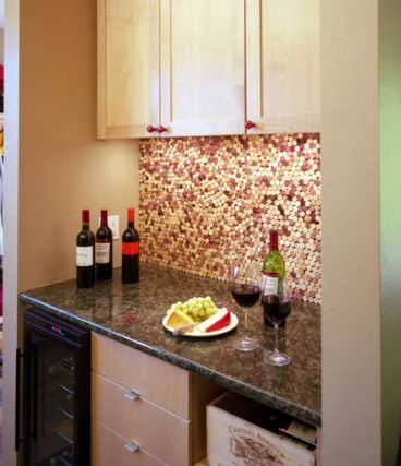 cork-backsplash