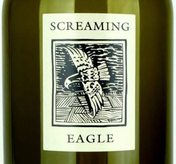 Screaming-Eagle-Sauvignon-Blanc-label-Oakville-white-wine-most-expensive-napa-valley-barrel-world